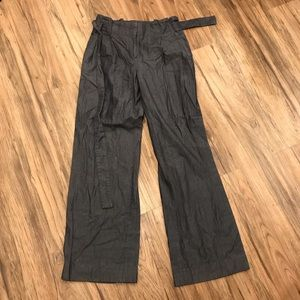 New York and company paper bag pants